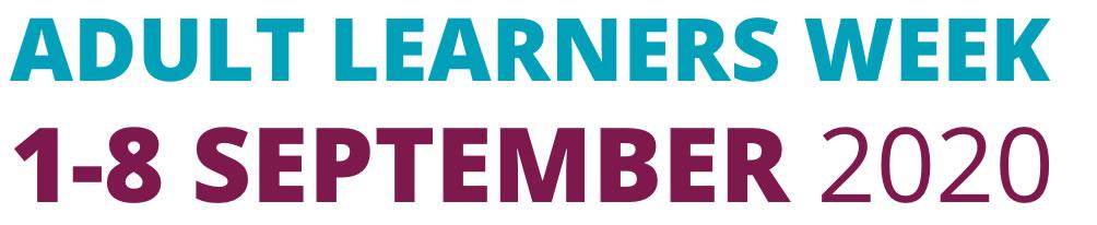 Adult Learners Week 2020