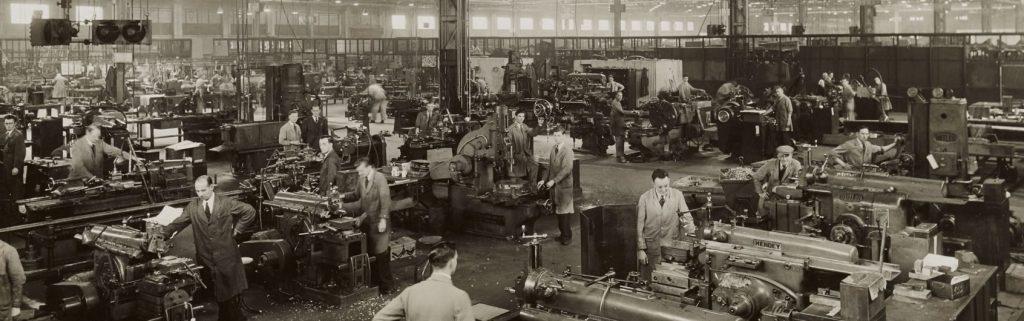 Birmingham factory
