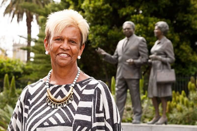 Aunty Pam Pedersen