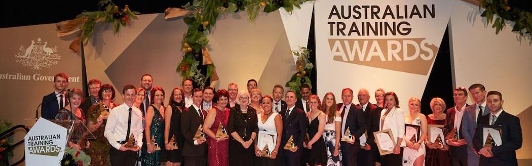 Austra;iam Training Awards