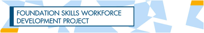 Foundation Skills Workforce Development logo