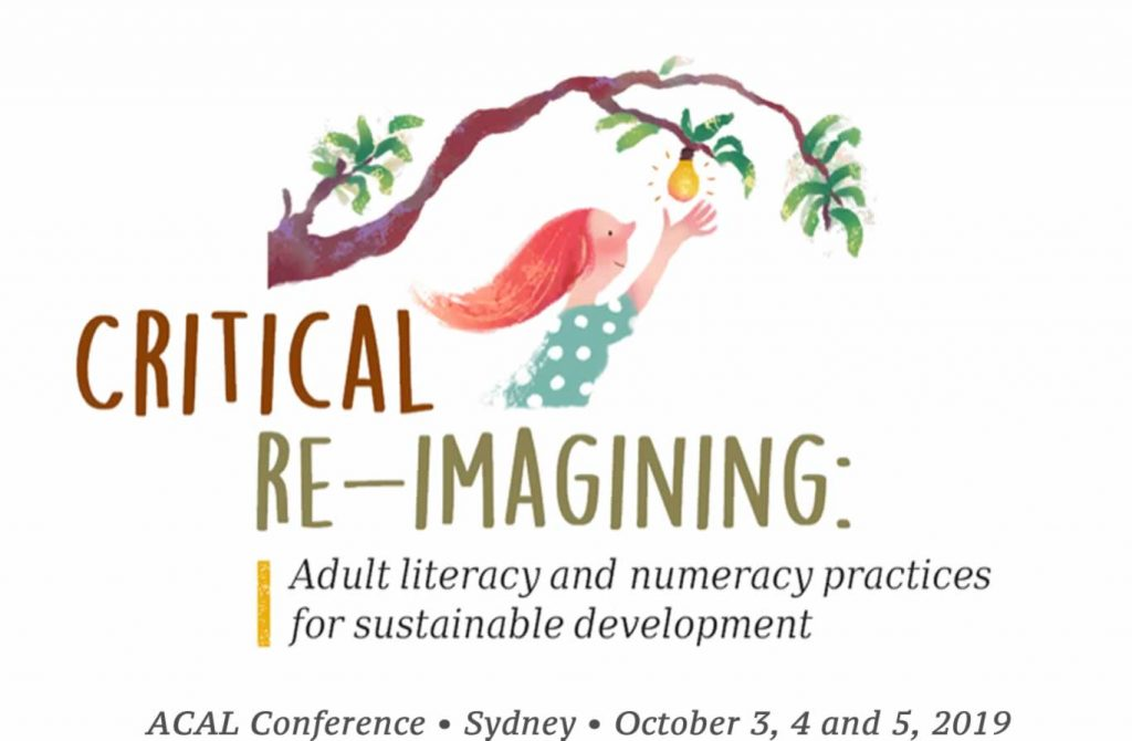 2019 ACAL Conference 'Critical Re-imagining'