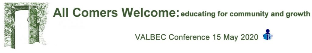 VALBEC 2020 Conference