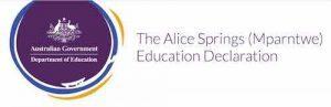Alice Springs (Mparntwe) Education Declaration