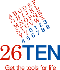 26ten logo