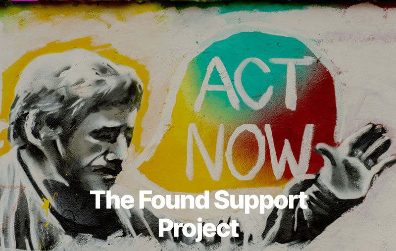 Found Support project