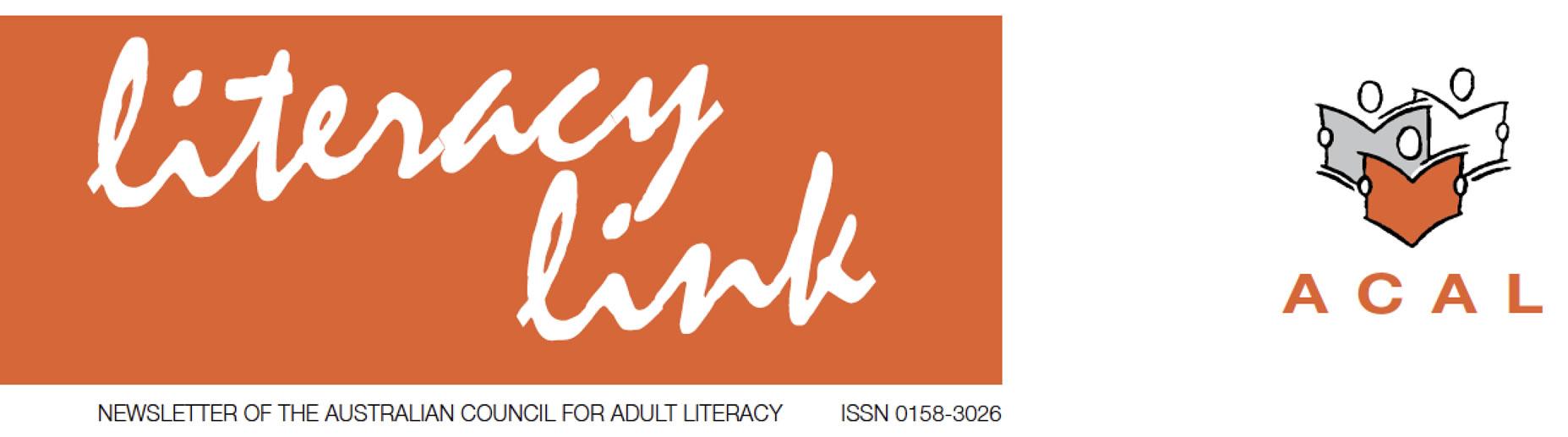 Literacy Link banner